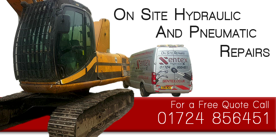 On Site Hydraulic or Pneumatic Services